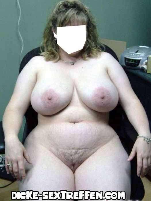 Fette Hausfrau aus NRW sucht frivole Affäre