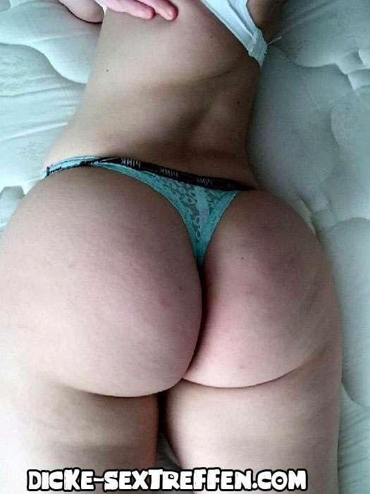 Ao Sex und mir dabei heftig in den fetten Arsch